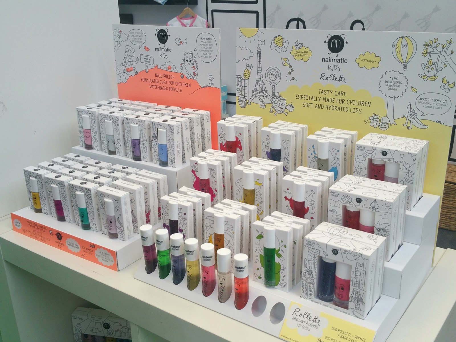 Nailmatic (Nail Polish for Kids)